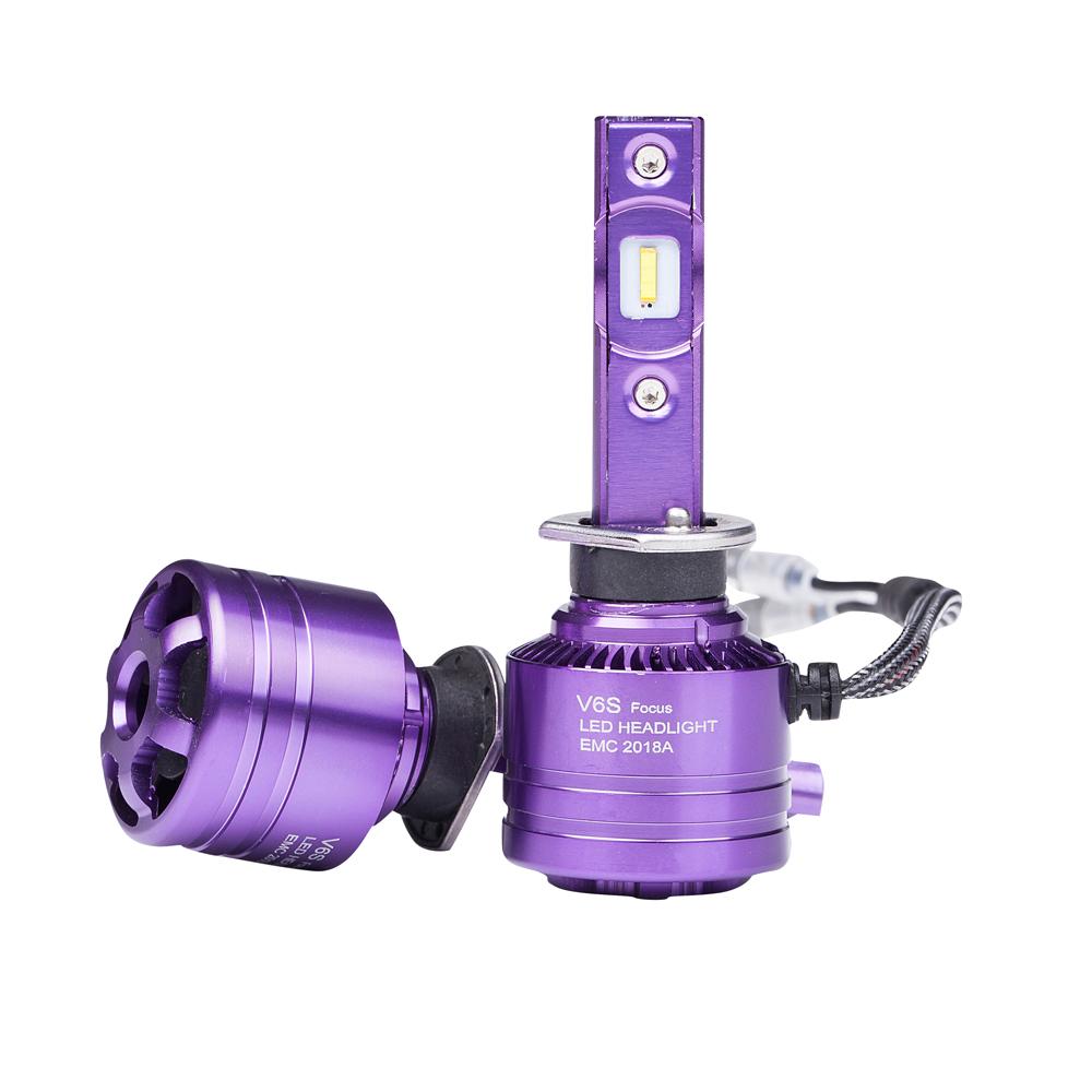 H1 LED headlights